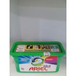 Ariel kapsule 40/1 COLOR