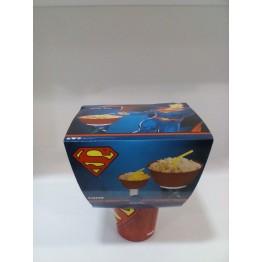 Casa + cinija Supermen