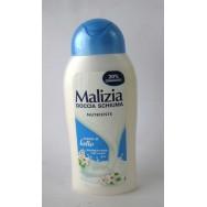 Malizia gel za tus 300ml milk cream