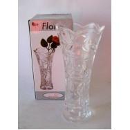 Staklena vaza rose 20cm