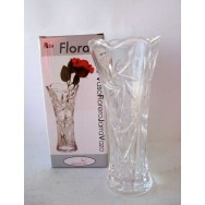 Staklena vaza liz 20cm